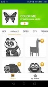 UNICORN - Jogos de colorir imagem 2 Thumbnail