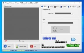 Universal Advance Unlocker Изображение 1 Thumbnail