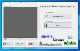 Universal Advance Unlocker Изображение 5 Thumbnail