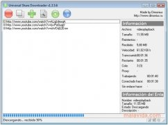 Universal Share Downloader immagine 2 Thumbnail
