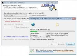Universal USB Installer immagine 2 Thumbnail