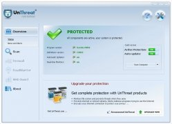 UnThreat Antivirus immagine 1 Thumbnail