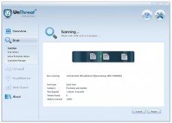 UnThreat Antivirus image 3 Thumbnail