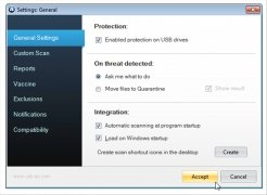 USB-AV Antivirus immagine 3 Thumbnail