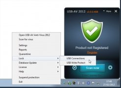 USB-AV Antivirus immagine 4 Thumbnail