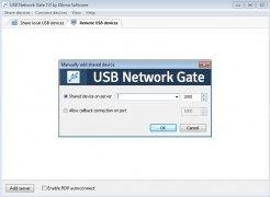 USB Network Gate imagem 2 Thumbnail