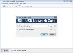 USB Network Gate image 2 Thumbnail