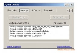 USB Utilities imagen 4 Thumbnail