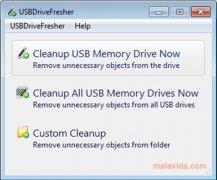 USBDriveFresher image 1 Thumbnail