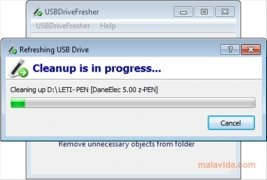 USBDriveFresher image 4 Thumbnail