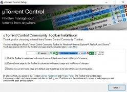 uTorrent Control bild 1 Thumbnail