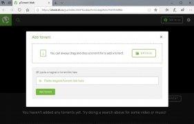 uTorrent Web imagen 4 Thumbnail
