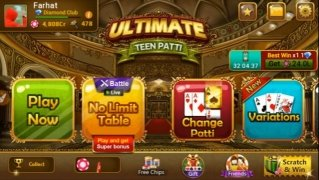 UTP - Ultimate Teen Patti imagem 4 Thumbnail