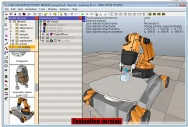 V-REP imagen 1 Thumbnail