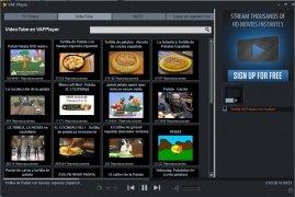 VAF Player imagem 2 Thumbnail