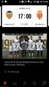 Valencia CF App imagen 3 Thumbnail