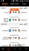 Valencia CF App imagen 4 Thumbnail