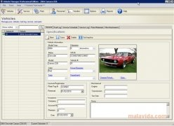 Vehicle Manager  Professional Edition 2012 imagen 1