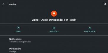 Video + Audio Downloader For Reddit imagen 8 Thumbnail