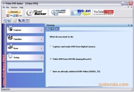 Video DVD Maker image 3 Thumbnail
