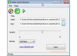 Video mp3 Extractor image 2 Thumbnail