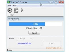 Video mp3 Extractor imagem 3 Thumbnail