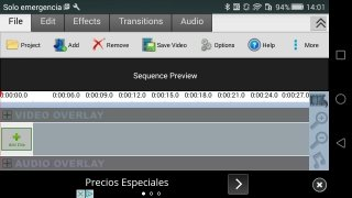 VideoPad immagine 1 Thumbnail