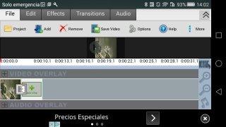 VideoPad imagen 2 Thumbnail