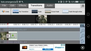 VideoPad bild 4 Thumbnail