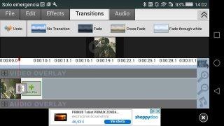 VideoPad imagen 4 Thumbnail