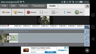 VideoPad imagen 5 Thumbnail
