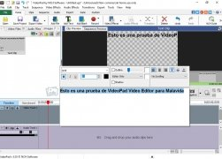 VideoPad Video Editor image 3 Thumbnail