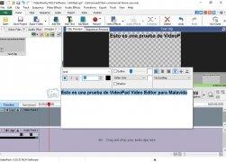 VideoPad Video Editor imagem 3 Thumbnail