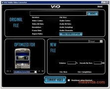 VIO Mobile Video Converter imagen 2 Thumbnail