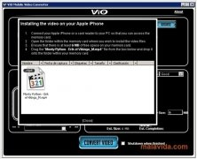 VIO Mobile Video Converter bild 3 Thumbnail