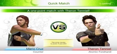 Virtua Tennis Challenge imagem 4 Thumbnail