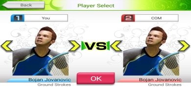 Virtua Tennis Challenge image 7 Thumbnail