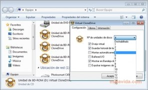 Virtual CloneDrive bild 2 Thumbnail
