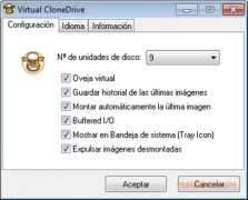 Virtual CloneDrive image 4 Thumbnail