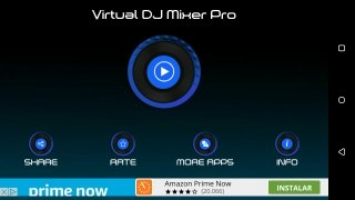 Virtual DJ Mixer Pro imagen 1 Thumbnail
