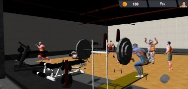Virtual Gym Fighting imagen 5 Thumbnail