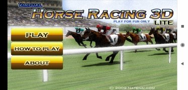 Virtual Horse Racing 3D image 2 Thumbnail