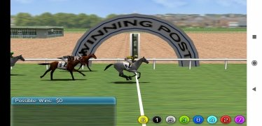Virtual Horse Racing 3D image 6 Thumbnail