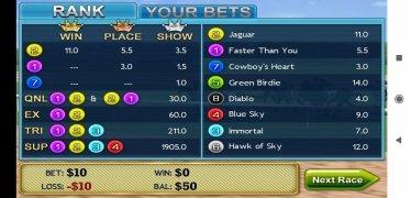 Virtual Horse Racing 3D image 9 Thumbnail