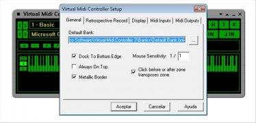 Virtual Midi Controller image 5 Thumbnail