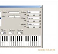 Virtual Piano bild 3 Thumbnail