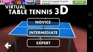 Virtual Table Tennis 3D imagem 2 Thumbnail