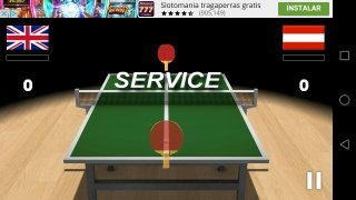 Virtual Table Tennis 3D imagem 3 Thumbnail