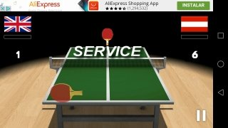 Virtual Table Tennis 3D imagem 4 Thumbnail
