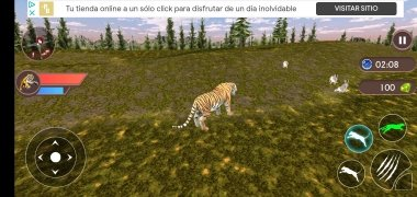 Virtual Tiger Family Simulator imagen 1 Thumbnail